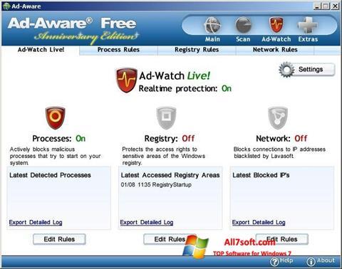 Screenshot Ad-Aware Free para Windows 7