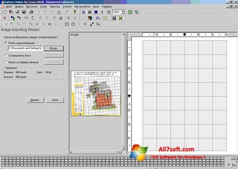 Screenshot Pattern Maker para Windows 7