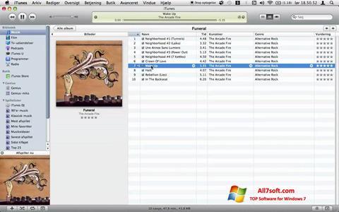 Screenshot Tunatic para Windows 7