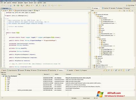Screenshot Eclipse para Windows 7