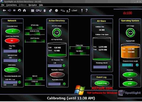 Screenshot Spotlight para Windows 7