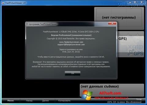 Screenshot FastPictureViewer para Windows 7